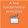 A few fundamental principles