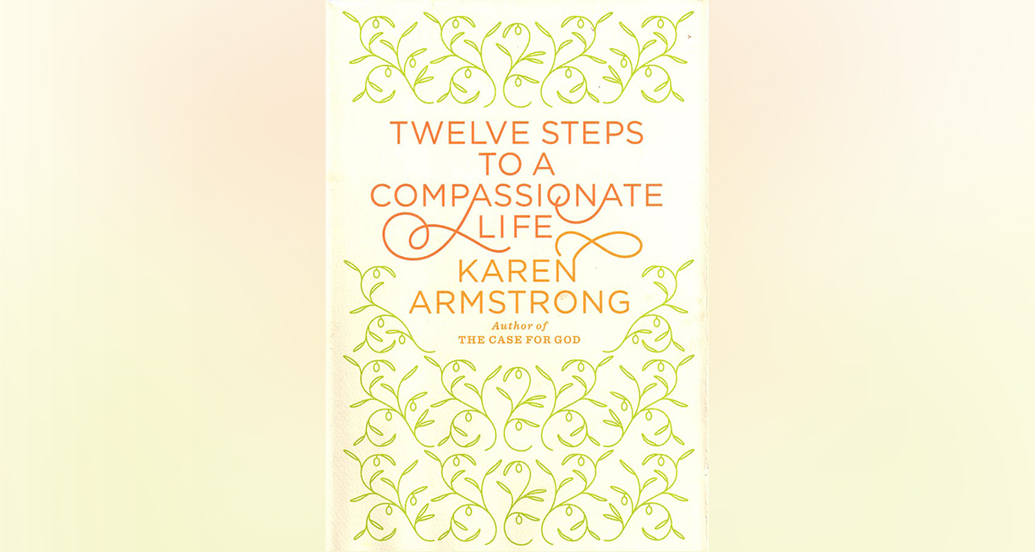 Karen Armstrong, compassion