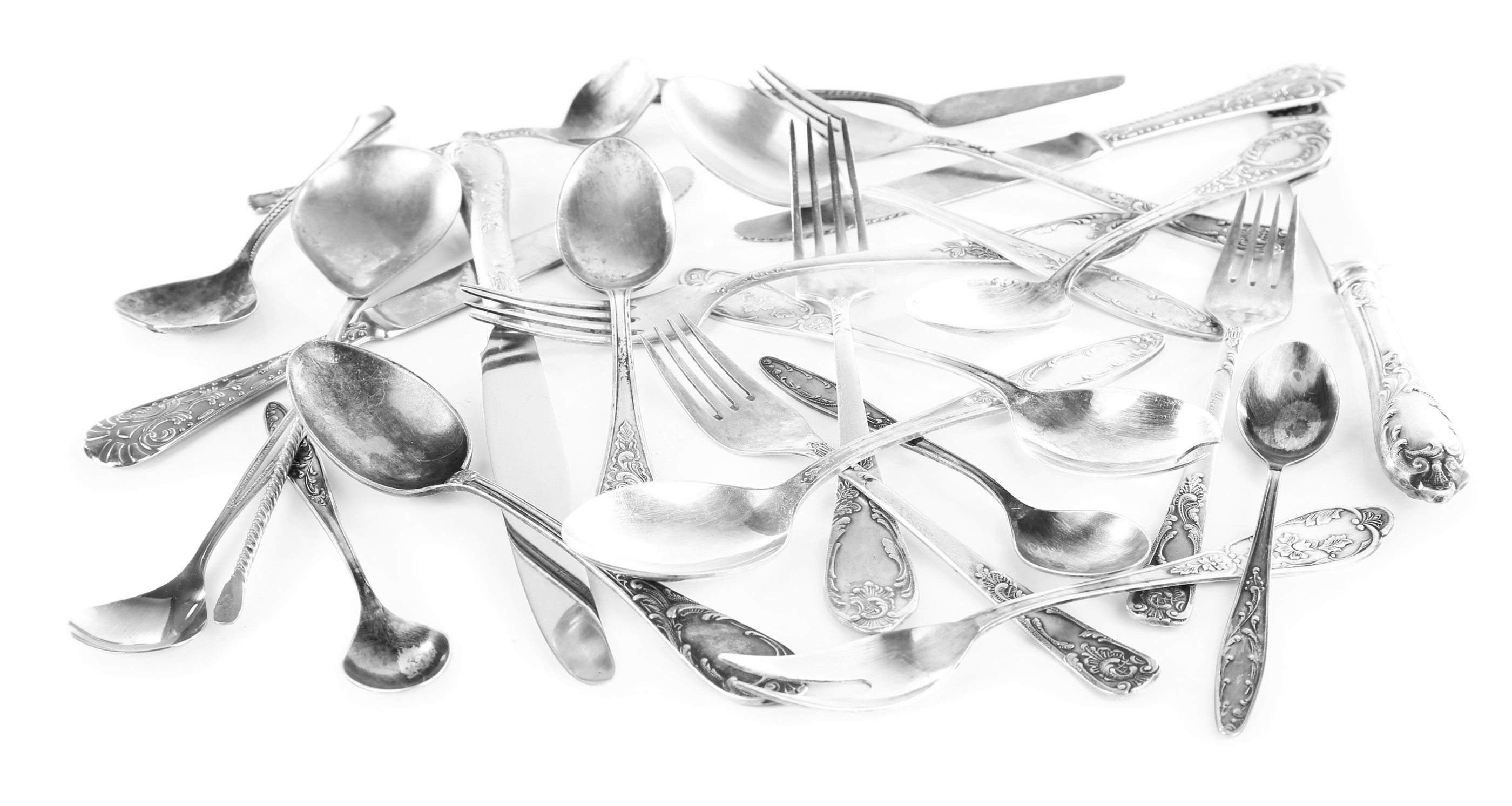 Disordered tableware