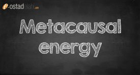 Metacausal energy