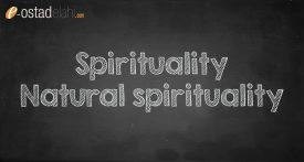Spirituality Natural Spirituality