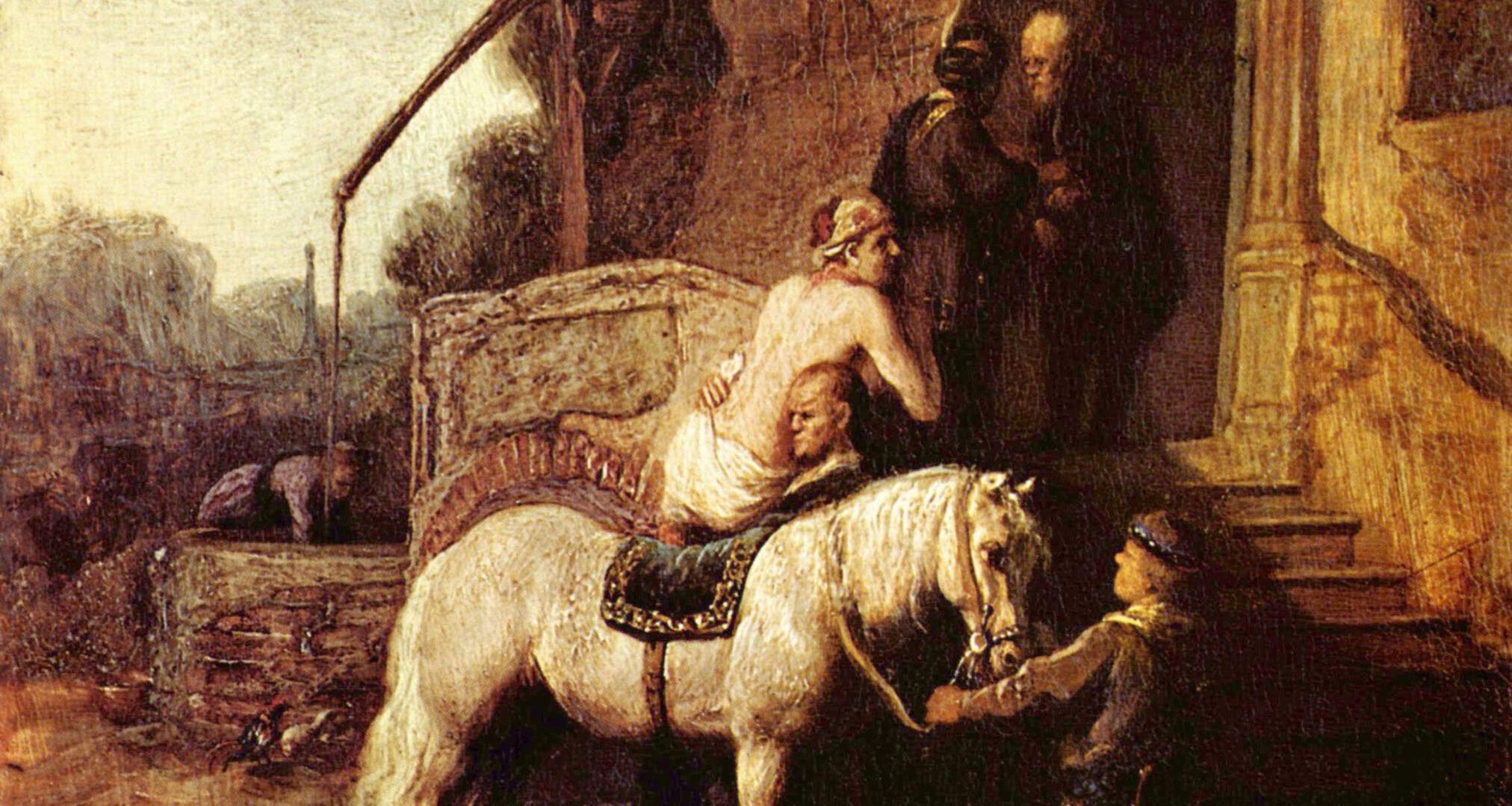 Rembrandt, The Good Samaritan